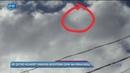 Imagens registram objeto voador não identificado na Praia Mole em Florianópolis