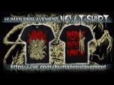 Human Enslavement t-shirt