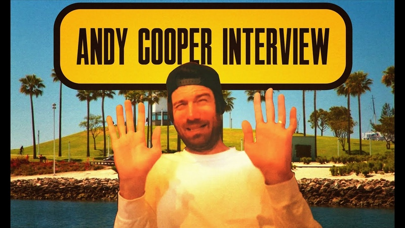Andy Cooper (Ugly Duckling) interviewed by Russian record label Spasibo (2018)