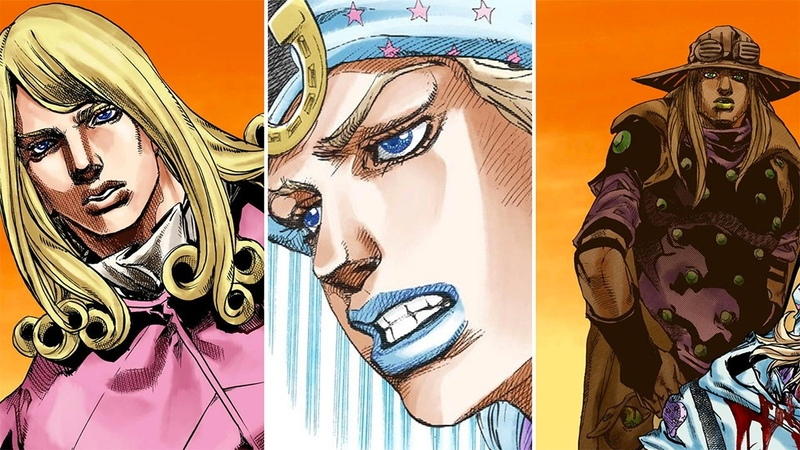 Steel Ball Run Feat The Actual Voice Actors The Last Words