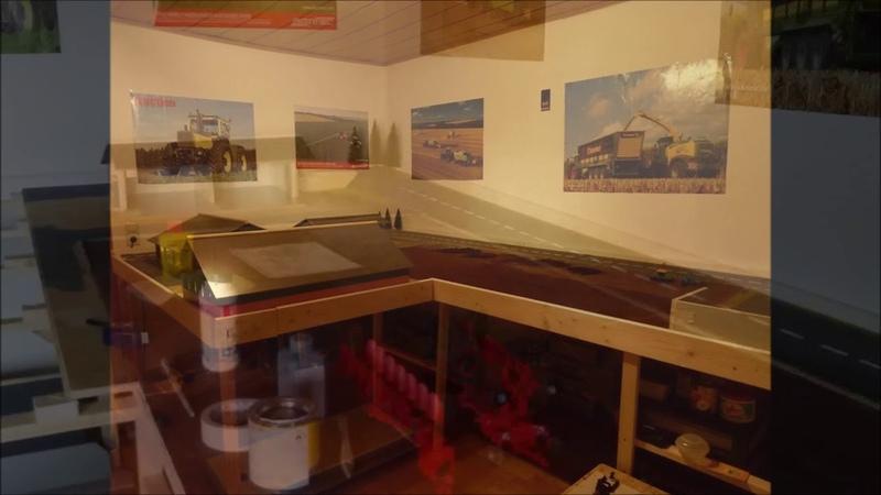 Siku Control - Der Bau meines 132 Dioramas (6,4m²)
