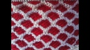Easy Two Color Knitting Pattern no. 39|Hindi