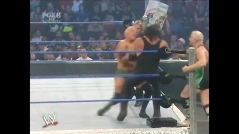 The Undertaker Batista vs Finlay Mr. Kennedy