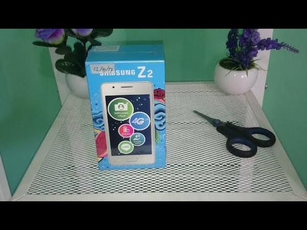 Unboxing Samsung Z2 Tizen - Apa Kabar, Di manakah diri mu..