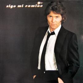 Raphael альбом Y... sigo mi camino