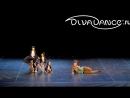 Веселые пингвины детский танец - танцевальная школа Диваданс