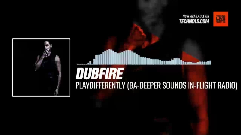 Dubfire - PLAYdifferently Showcase (BA-Deeper Sounds In-Flight Radio) Periscope