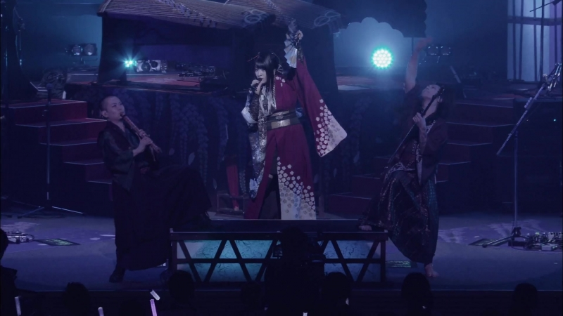 Wagakki Band Hall Tour 2017 - Ukiyo heavy life