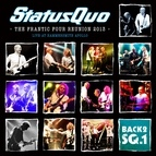 Status Quo альбом Back2sq1 - The Frantic Four Reunion 2013 (Live at Hammersmith)
