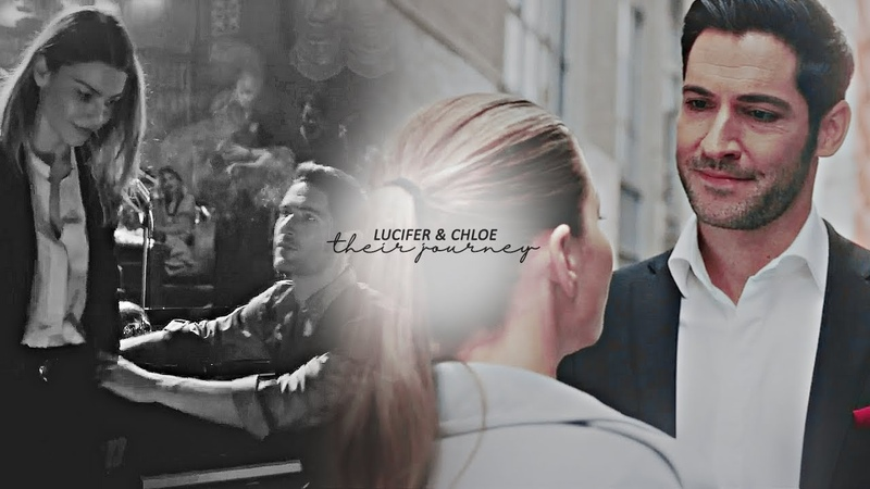 Lucifer chloe's journey ✧* ・゚ S1 S3