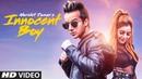 Harshit Tomar: Innocent Boy (Full Video Song) Vishakha Raghav   Muzik Amy   Latest Song 2018