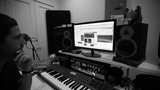 In the studio with Hook N Sling Making The Presets