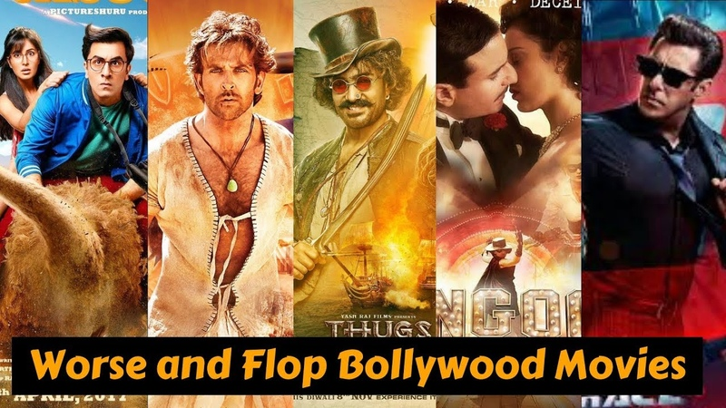 28 Big Budget Bollywood Worse and Flop Movies of All Time