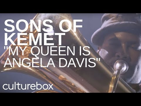 Sons of Kemet - My Queen is angela Davis - Live @ Festival Sons D'hiver 2018