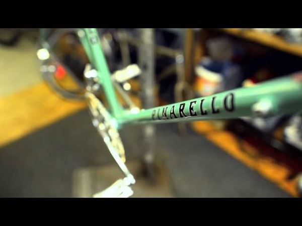Pinarello Asolo restoration, Part 2.