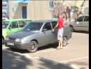 Поездка на такси по Харцызску - 80 рублей