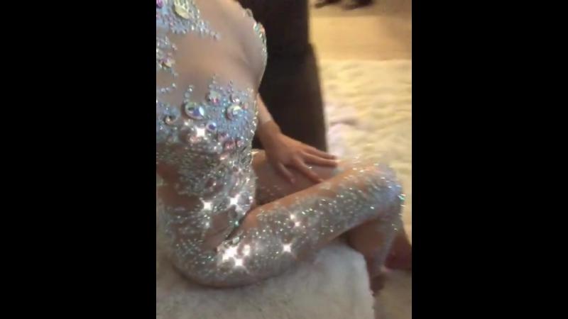 Glitter, sparkle, glitz
