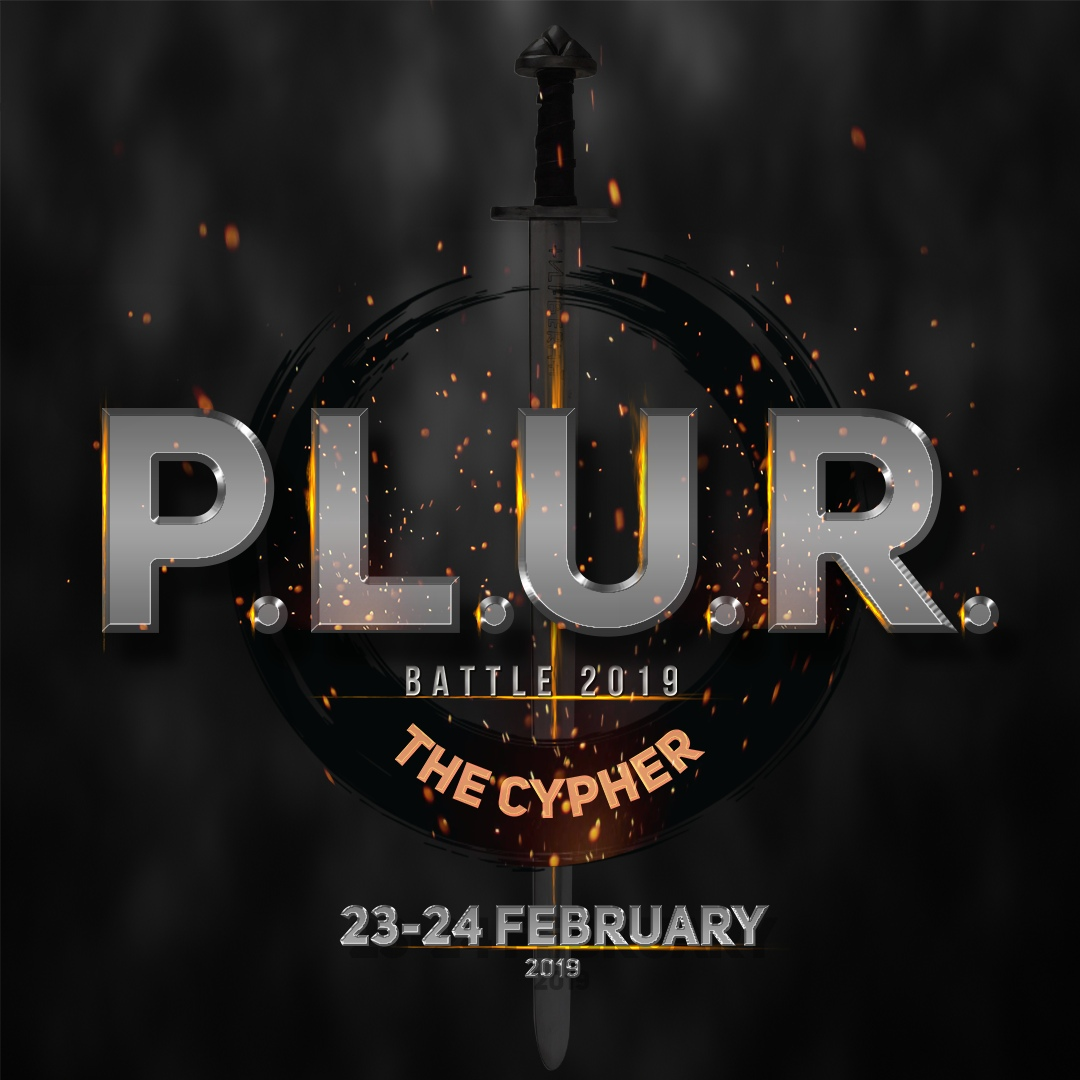 Афиша Москва P.L.U.R. BATTLE 2019: THE CYPHER