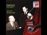 Georges Enesco-Violin Sonata in a minor Op. 25 (Complete)