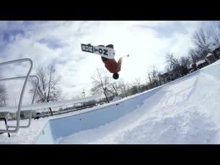 Craig mcmorris- real snow 2019 - world of x games