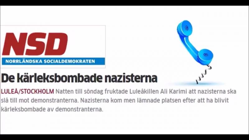 Norrländska socialdemokraten om nordisk ungdom