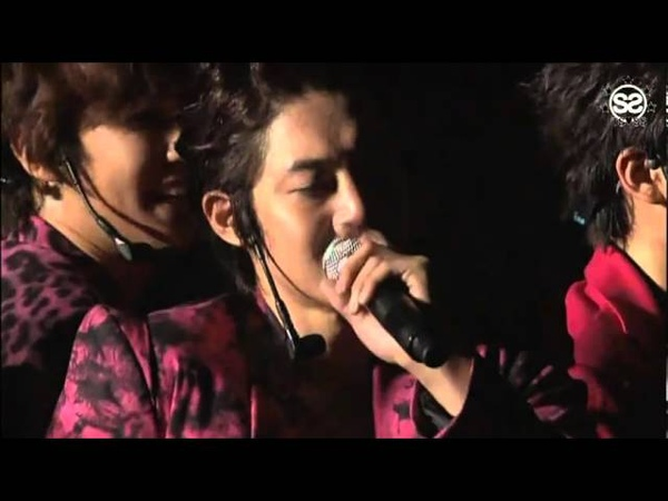 SS501 only one day talk green peas