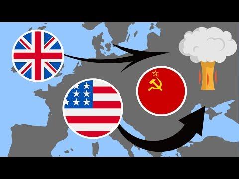 5 безумных планов Холодной войны
