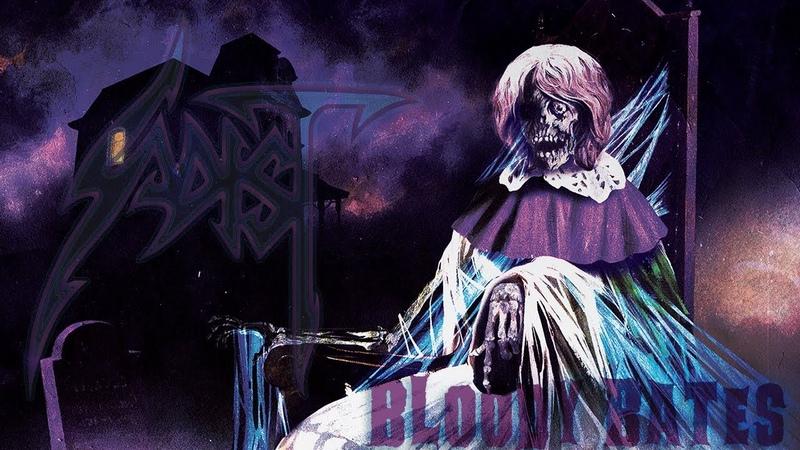 SADIST - Bloody Bates (Lyric Video)