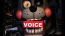 LEFTY VOICE JUMPSCARE | FNAF Ultimate Custom Night