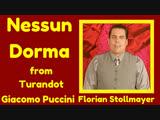 NESSUN DORMA from Turandot by Giacomo Puccini with HIGH C # Santa Barbara, Ca 12182018