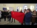 Столица Приднестровья Тирасполь присоединилась к песенному флешмобу.