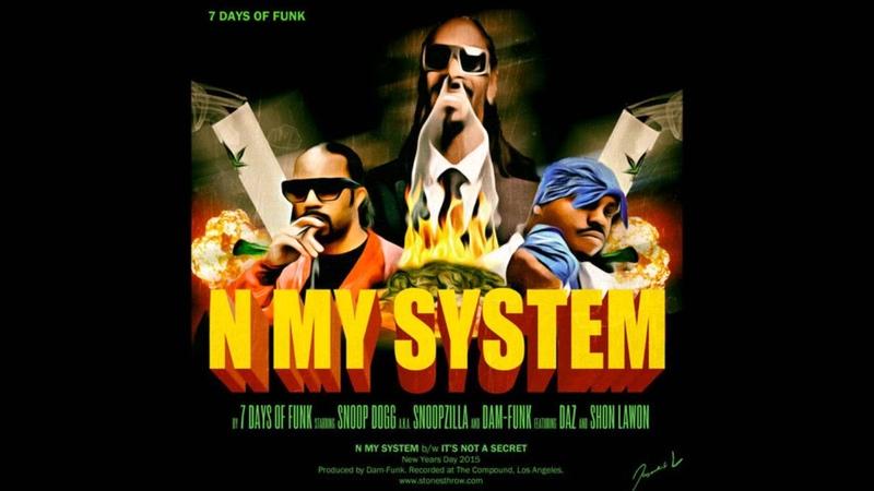 Snoop Dogg X Dam-Funk - N My System (ft. Daz Dillinger )