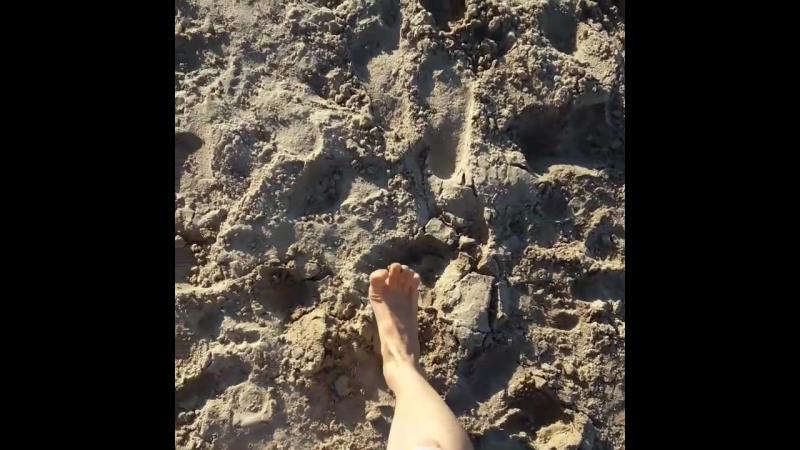 боиком по песку
