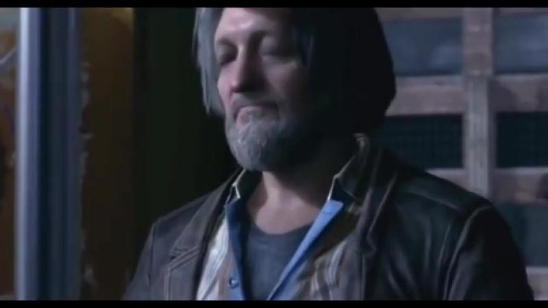 Hank anderson vine [ detroit become human ]