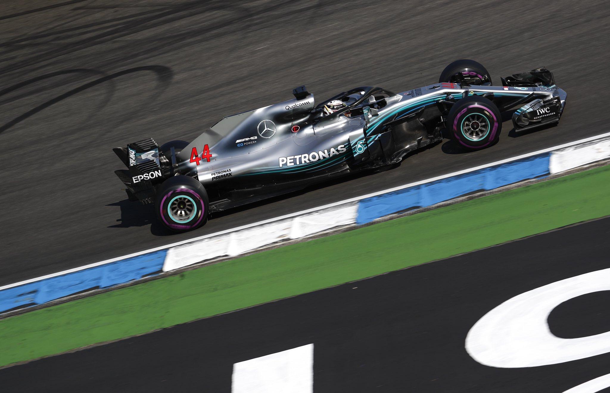 Льюис Хэмилтон - лидер чемпионата мира по Формуле-1 по итогам гран-при Германии 2018 года