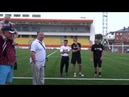 Тюменские болельщики пообщались в неформальной обстановке с командой