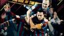 Messi Xavi Iniesta The Greatest Trio End of an Era