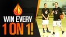 How To Win EVERY 1 On 1 Matchup with NBA Skills Coach Drew Hanlen - EGT Basketball