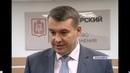 Министр здравоохранения Красноярского края Виталий Денисов встреча с главными редакторами районных г