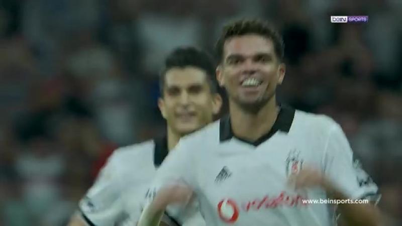 SL 2018 19 Beşiktaş 2 1 Akhisarspor