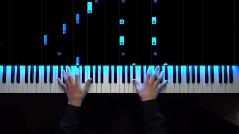 Alan Walker - Faded _ Piano cover _ Sheets