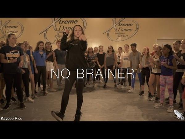 No Brainer - Dj Khaled ft Justin Bieber, Chance The Rapper, Quavo   Kaycee Rice Choreography