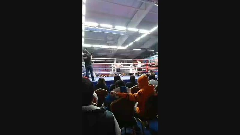 3-й раунд Ароян