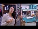 Monique critica atitude de Flávia e chama Marcelo para uma conversa