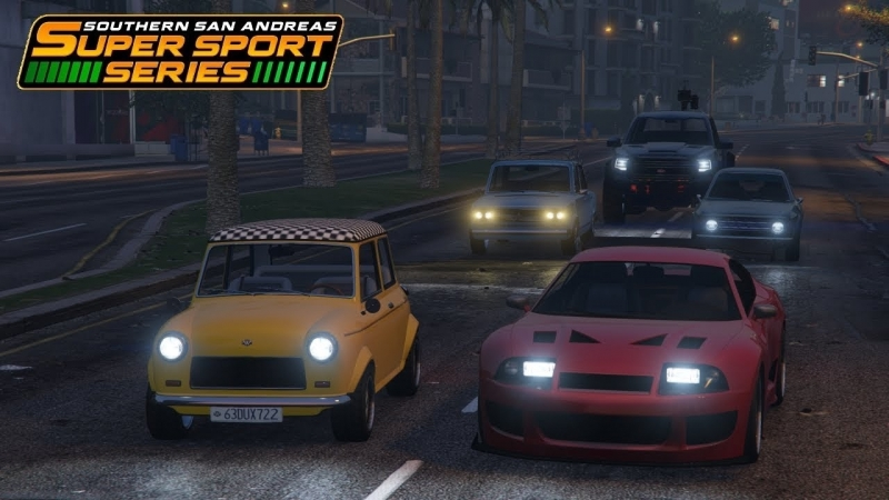 [oleg_aka_djmeg] GTA Online - Fastest Unreleased Cars From The Super Sport Series DLC (Offroad, Sp. Cl., Compacts)
