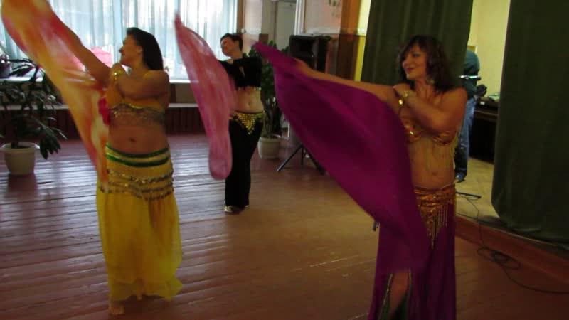 Великолепный век танцевальный коллектив ARZU
