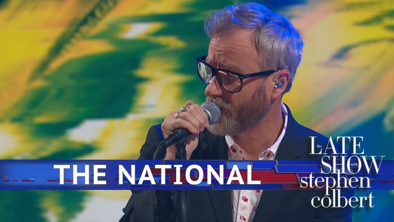 The National Perform 'You Had Your Soul With You'