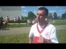 Сергей Соколовский (ОМК) о матче со Штурмом (20.05.2018)