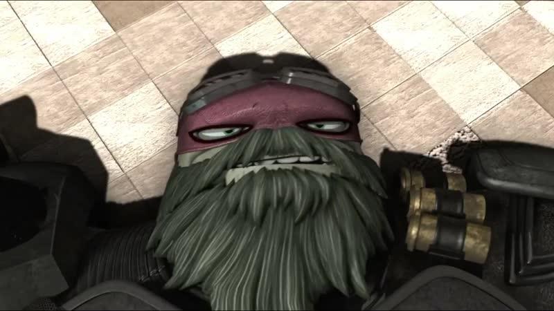 TMNT 2012 Mutant Apocalypse - это судьба преподносит урок