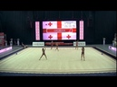 Team Georgia 3 Balls 2 Ropes Qualification World Cup Minsk 2018